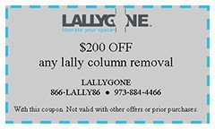 What is a Lally Column? How Do You Remove A Basement Post